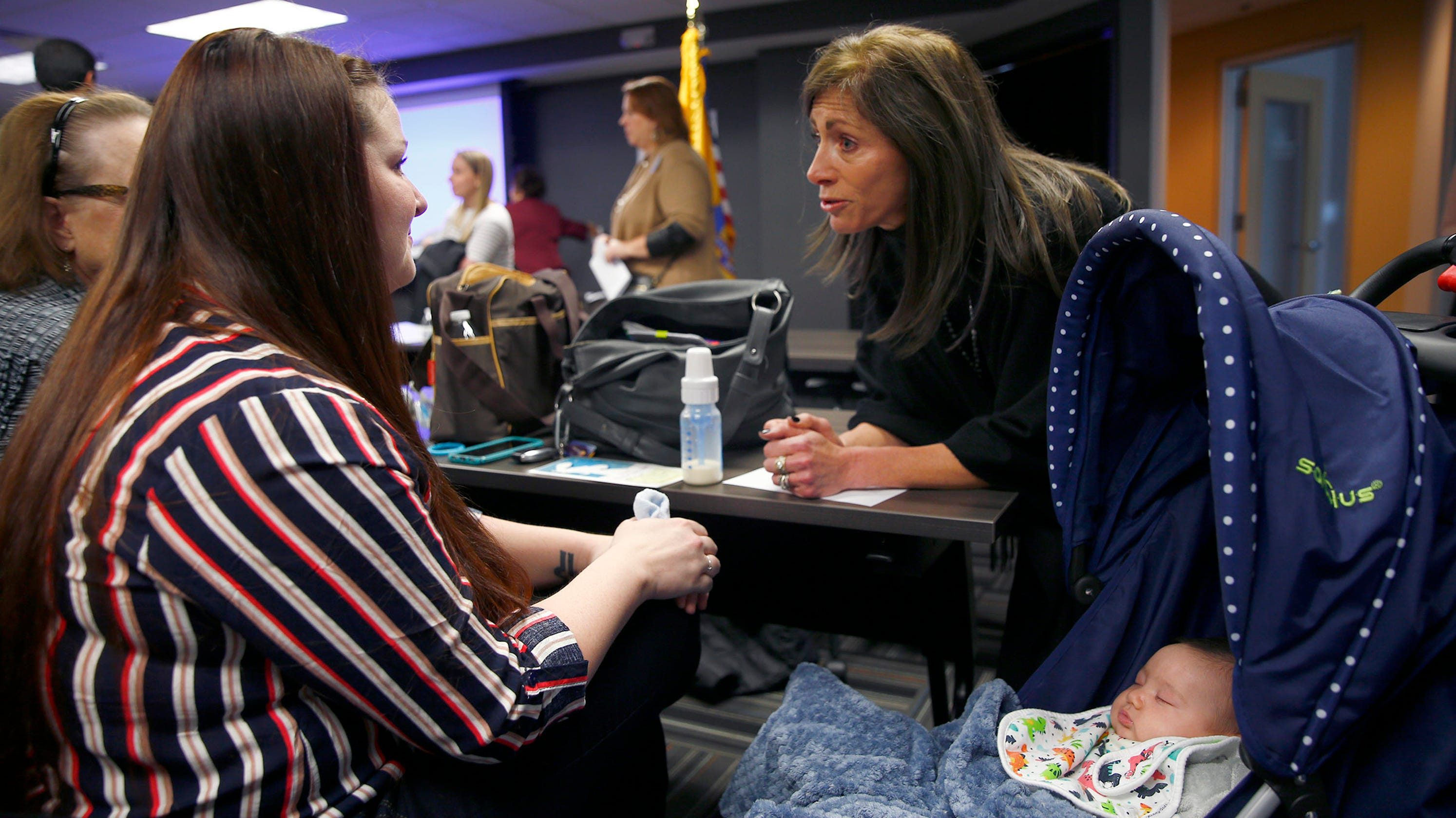 Opioid addiction: Can Asbury tech company help new moms ...