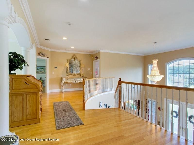 Colts Neck home simply amazes elegant decor at 101 Stone Hill Road