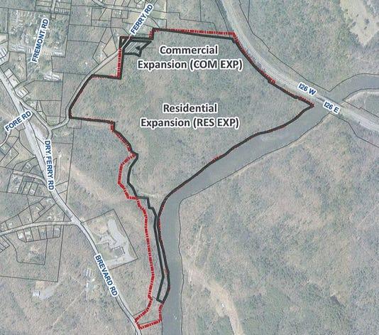Ferry Road Subdivision