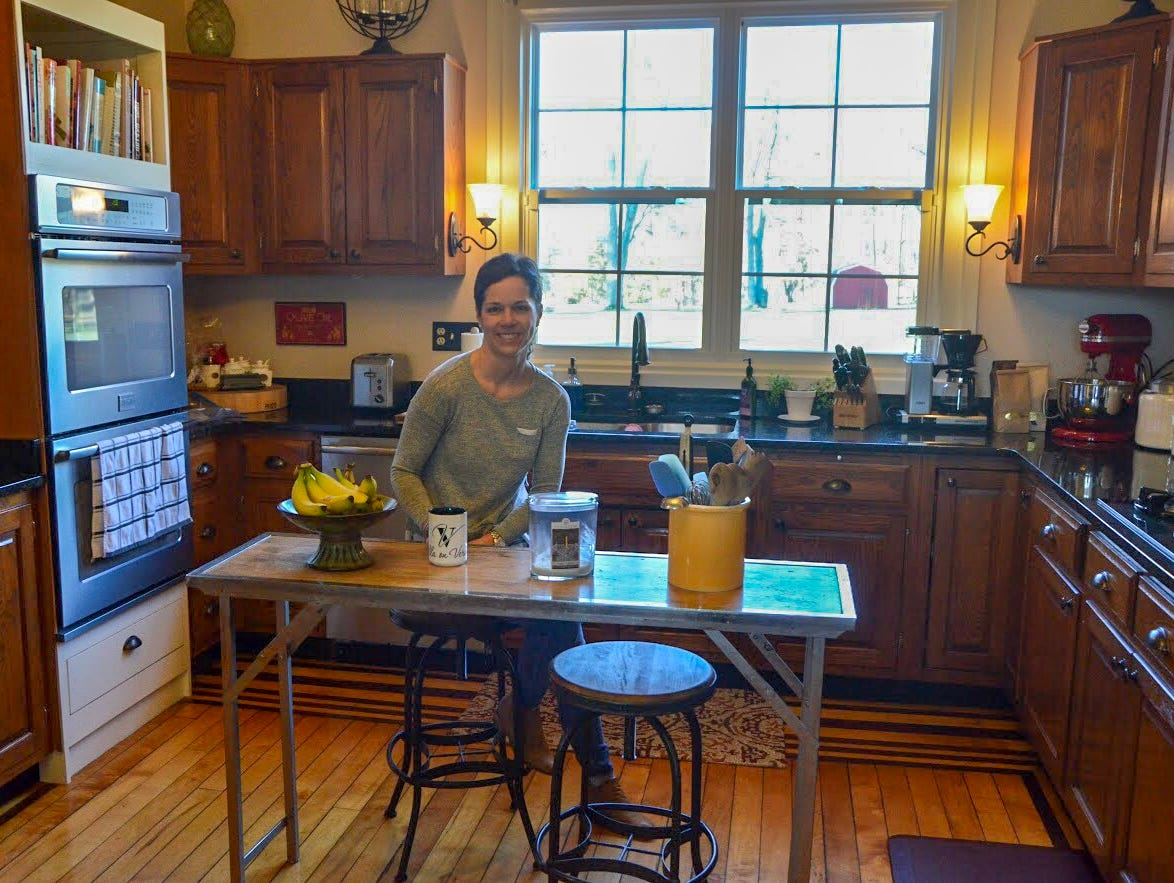 Katy Banfield is the owner and innkeeper of Marshall's latest bed-and-breakfast, Villa on Verona.