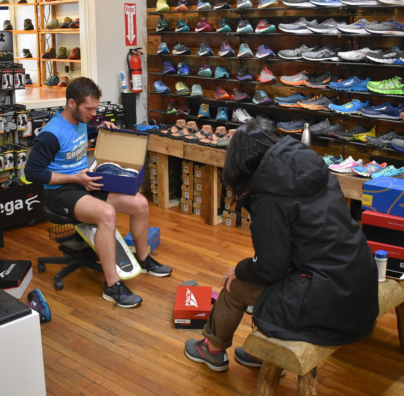 Talking shop with Vertical Runner's Shaun Pope