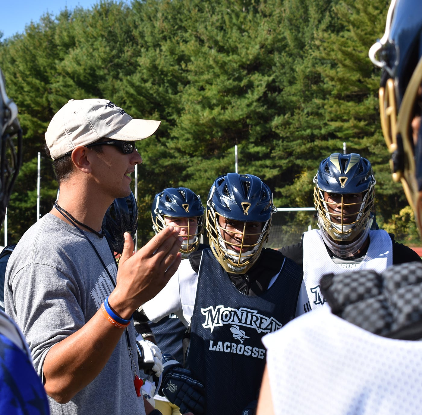 Catching up with Montreat lacrosse coach Ethan Kamholtz