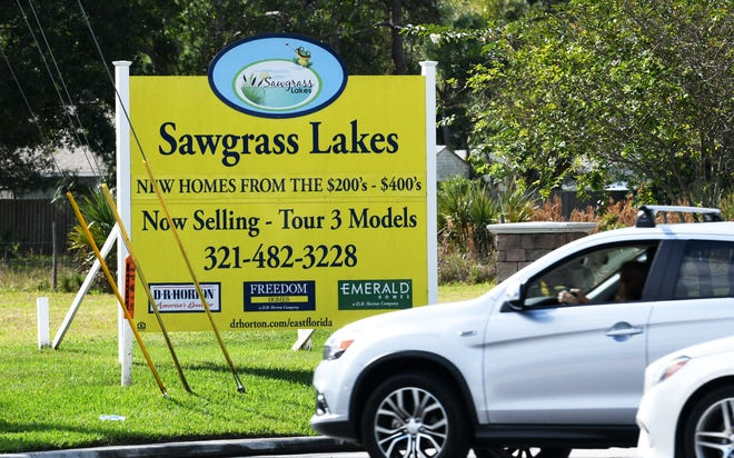 Sawgrass Lakes West housing expansion will be west of the current end of Norfolk Parkway in West Melbourne, near Palm Bay.