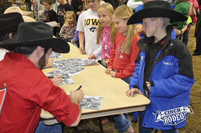 Celebrating 40 years in the rodeo business, the CINCH World's Toughest Rodeo is making its way back to the Wells Fargo Arena on Jan. 11 and 12.