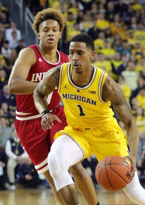 Michigan Indiana, Charles Matthews