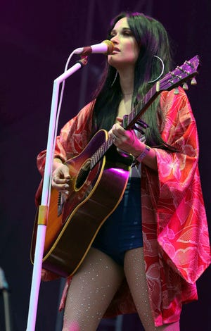Kacey Musgraves performs during Music MidTown 2018 at Piedmont Park in Atlanta on Sept. 15, 2018.