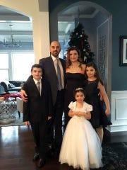 The Abbas family.