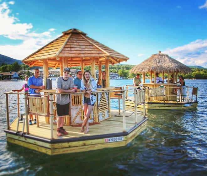 Tiki Boats will run along the Detroit River starting May 25.