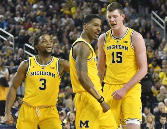 Michigan last faced Oregon two seasons ago in the NCAA Tournament.