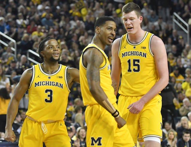 Michigan last faced Oregon two seasons ago in the NCAA Tournament.