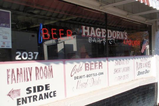 Hagedorn's Tavern Oct. 6, 2011.