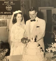 David and Connie Bull were married 61 years