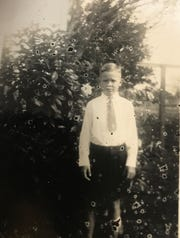 A young David Bull