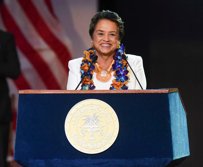 'Grateful for the ability to call Guam home': Island leaders give thanks