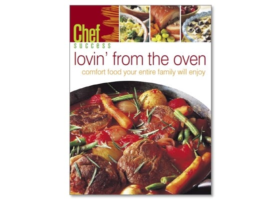 Download this 49-page ecookbook with a wide range of comfort food recipes. Nutritional info included.