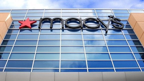 Macy's is closing its store at the Glendale Town...