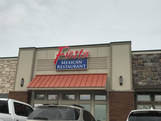 Fiesta Mexican Restaurant in North Liberty is shown on Jan. 6, 2019.
