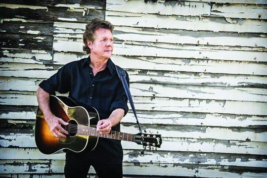 Folk rock singer-songwriter Steve Forbet.