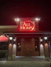 Knoxville's Carolina Ale House is on Kingston Pike in Cedar Bluff.