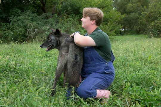 Former Wolf Park intern Alex Black was killed by a lion while working at the Conservators Center in North Carolina.