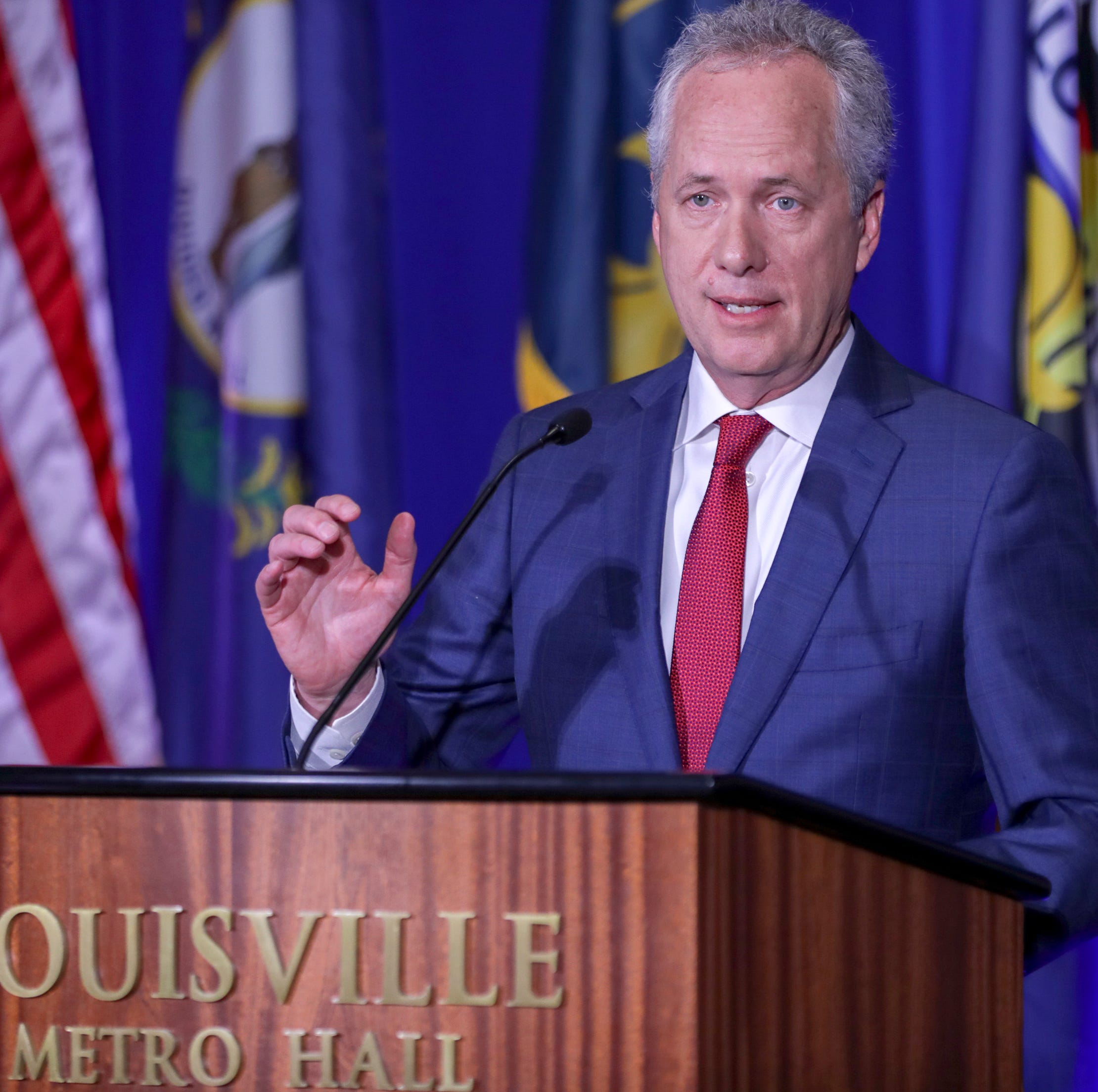 Louisville Metro Council, it's time for bold leadership. Approve Fischer's tax plan