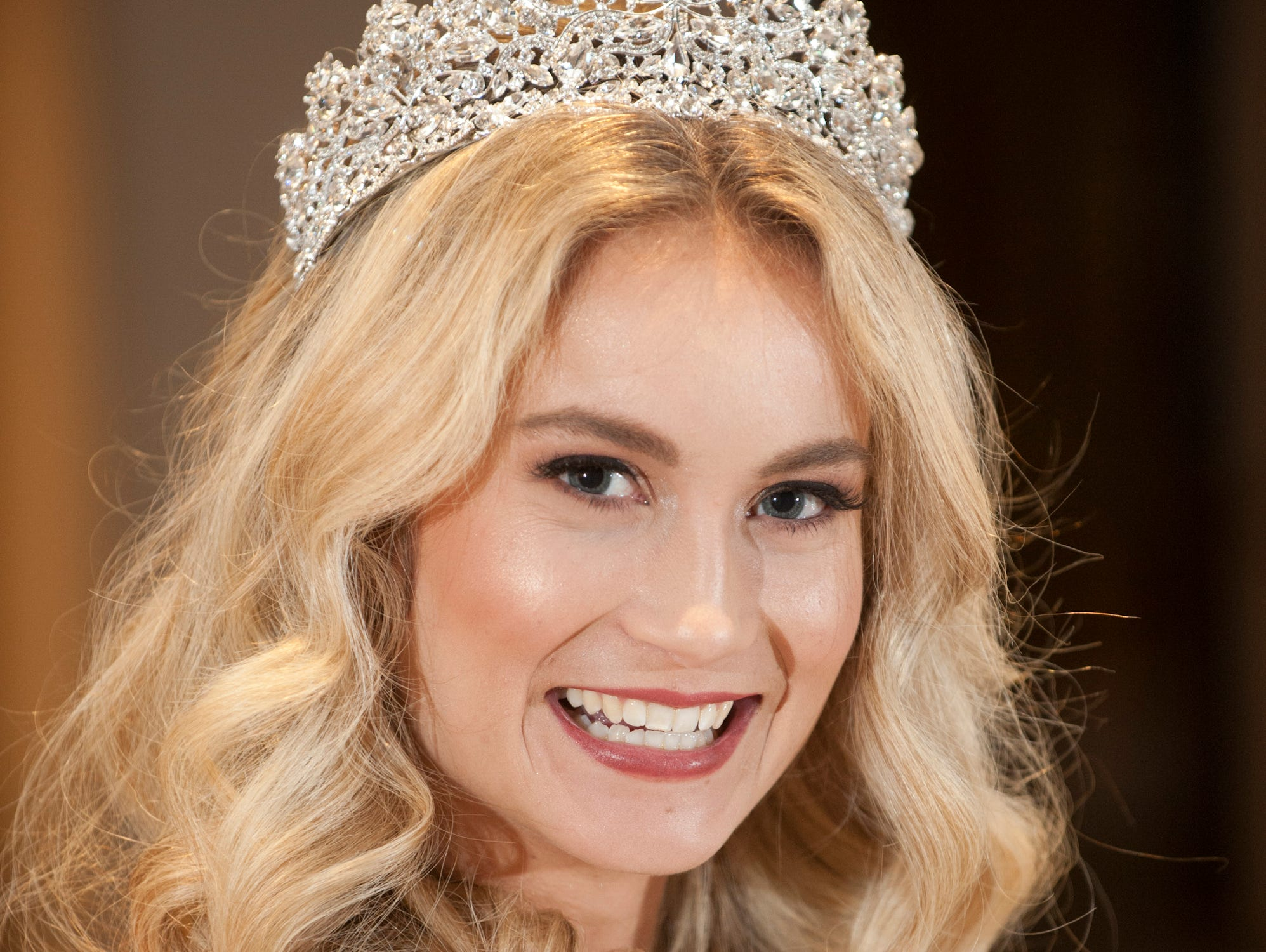 Kentucky Derby Festival Princess Allison Spears, 21, of Catlettsburg, Ky., is a junior at the University of Kentucky majoring in pre-law and neuroscience.  06 January 2019