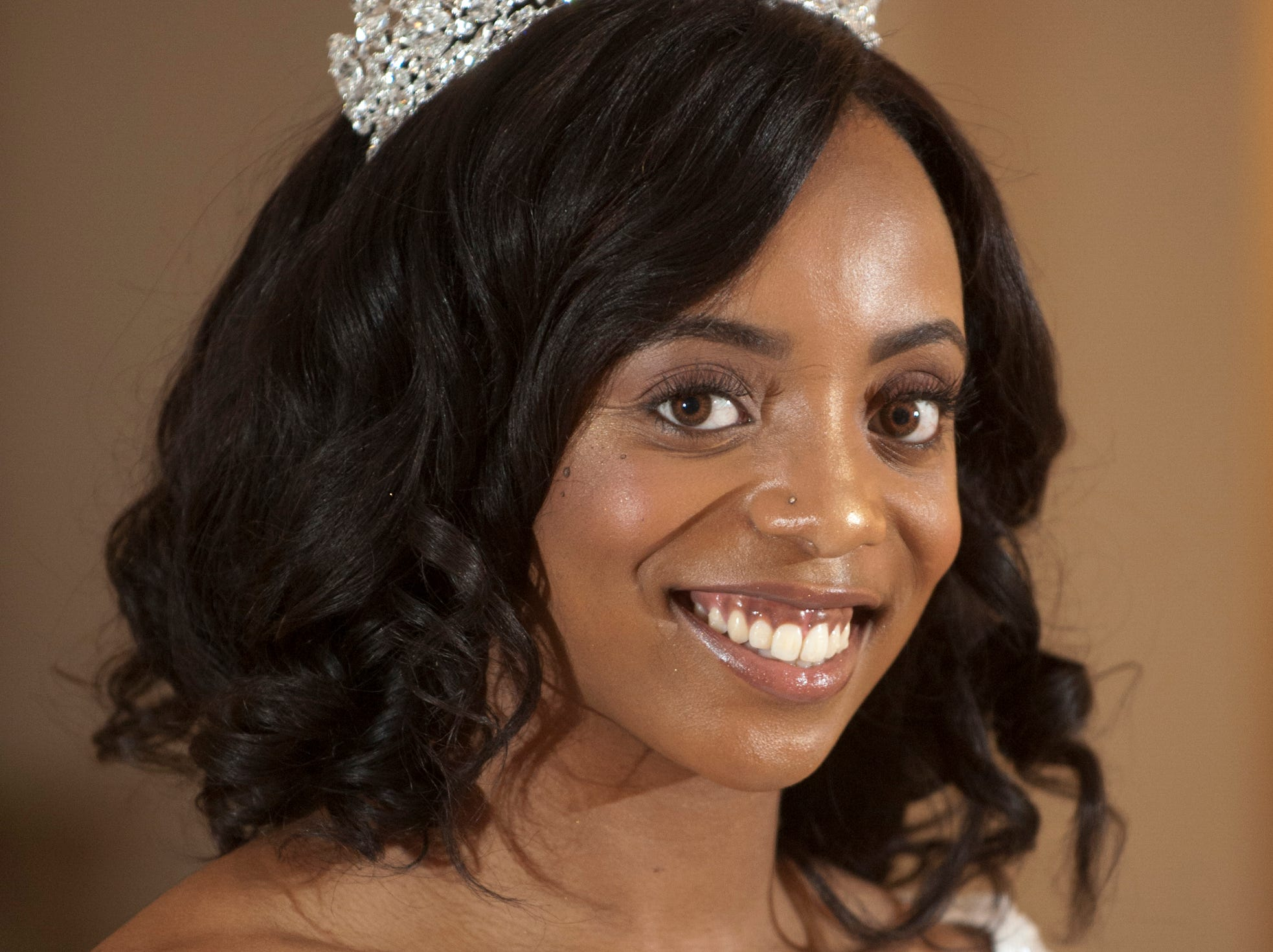 Kentucky Derby Festival Princess Brittany Patillo, 22, from the west end of Louisville, is a University of Louisville senior majoring in theater arts. 04 January 2019