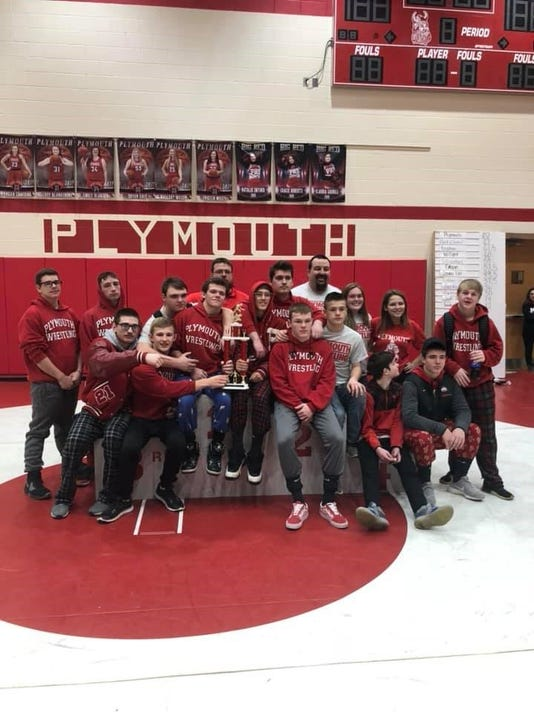 Plymouth Wrestling