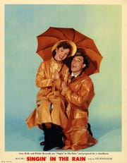 "What a glorious feeling when ""Singin' in the Rain"" comes to the Orpheum on Friday night."