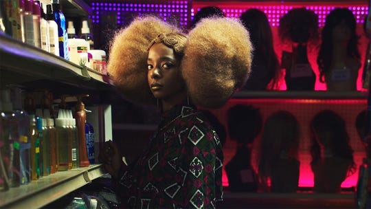 "Hair today, gone tomorrow: Mariama Diallo's ""Hair Wolf"" is among the short films that will screen during the bizarre and sometimes scary ""After Dark Festival Shorts"" program set for Tuesday night at Crosstown Arts."