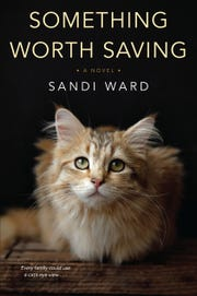 """Something Worth Saving"" by Sandi Ward."