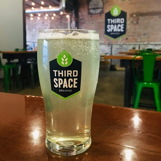 Third Space Brewing is selling carbonated hop water that is alcohol-free and calorie-free.