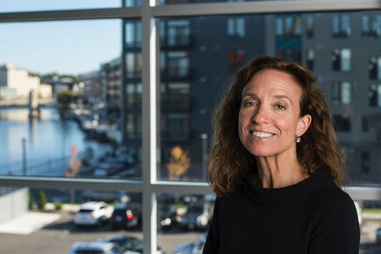 Cindy Bohlen is the chief mindfulness officer at Milwaukee-based investment management firm Riverwater Partners.