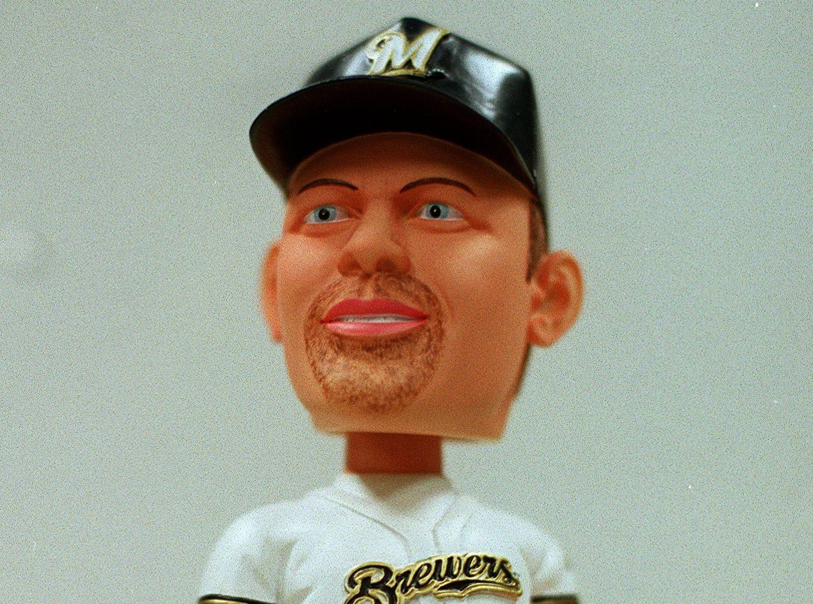 Milwaukee Brewer Geoff Jenkins