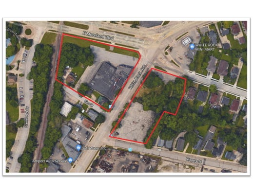 Rezoning Of Ex Fracaros Site And Other Whiterock Parcels 1