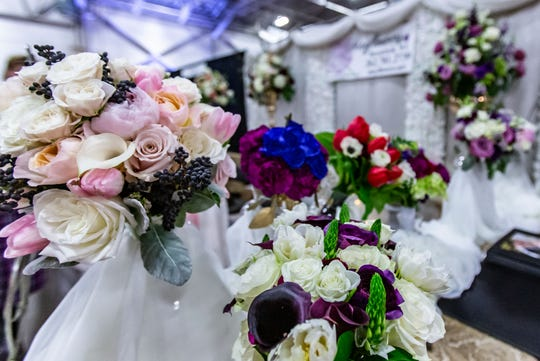 All the ingredients for a wedding, from flowers to musicians, are on the table at the Wonderful World of Weddings show Saturday and Sunday at Wisconsin State Fair Park.