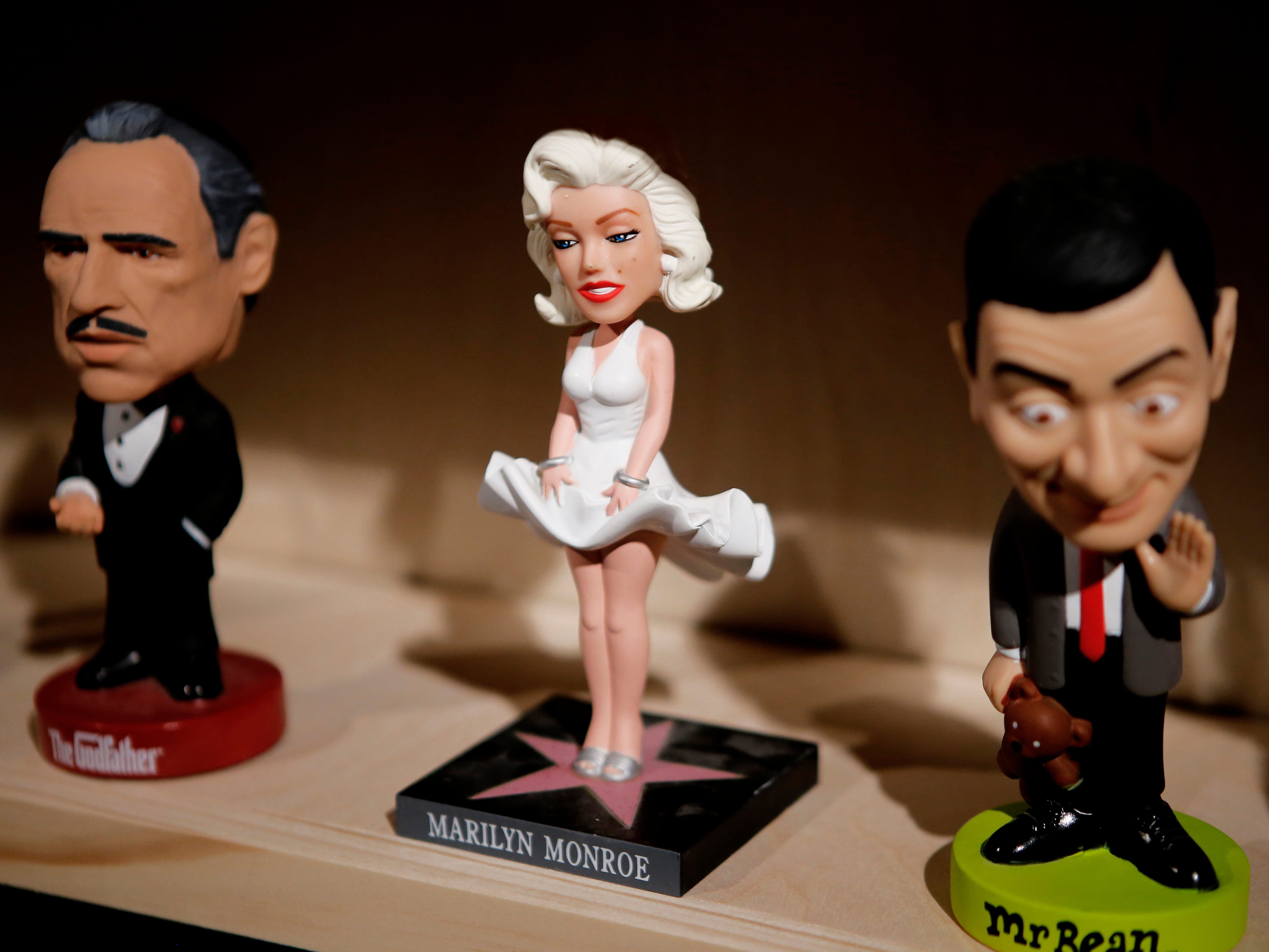The Godfather, Marilyn Monroe and Mr. Bean