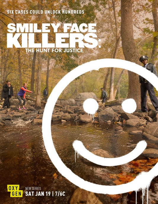 Smiley Face Killers Promo