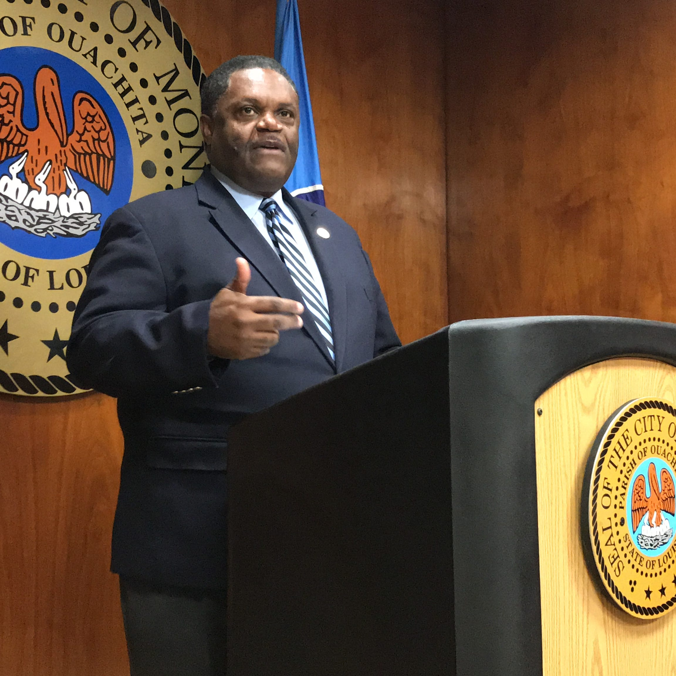Monroe mayor announces endorsement of Rodney McFarland