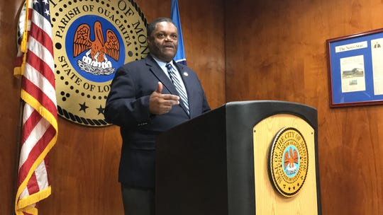Mayor Jamie Mayo discusses the 2019 focus for the city of Monroe.