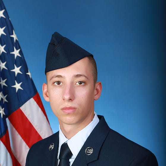 Friends and Neighbors: Local airman graduates from basic training