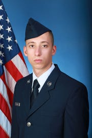 U.S. Air Force Airman William Lakey