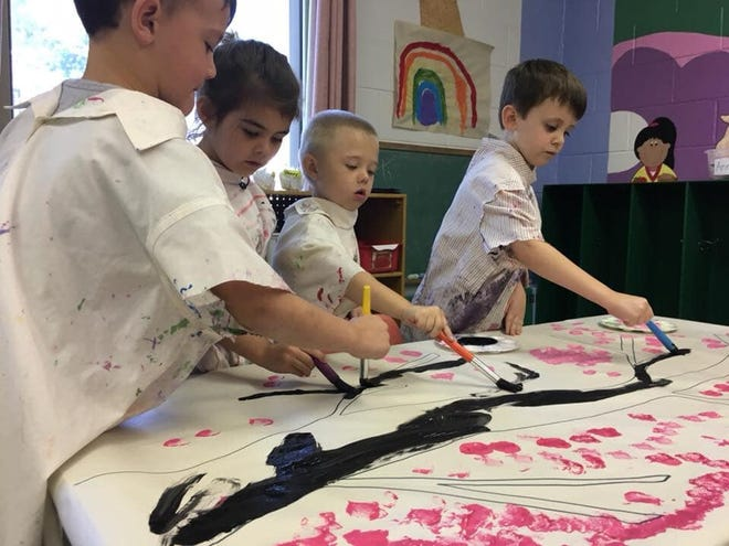 """Friends Preschool Academy and its Fine Arts Enrichment Program will have a """"Meet and Greet"""" reception for parents and prospective students 5-7 p.m. Tuesday, Jan. 8."""