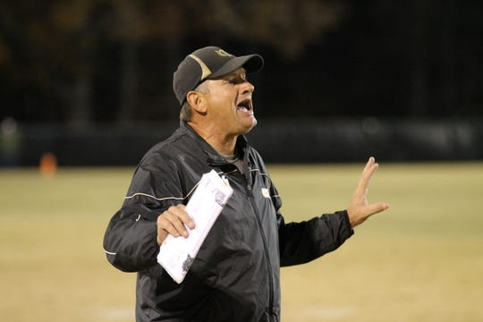 Longtime Wayne County football coach Rick Rice was named the first head football coach at Rockvale High.