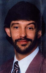 Johnny Allen, 43, who was killed by Cyntoia Brown in 2004.