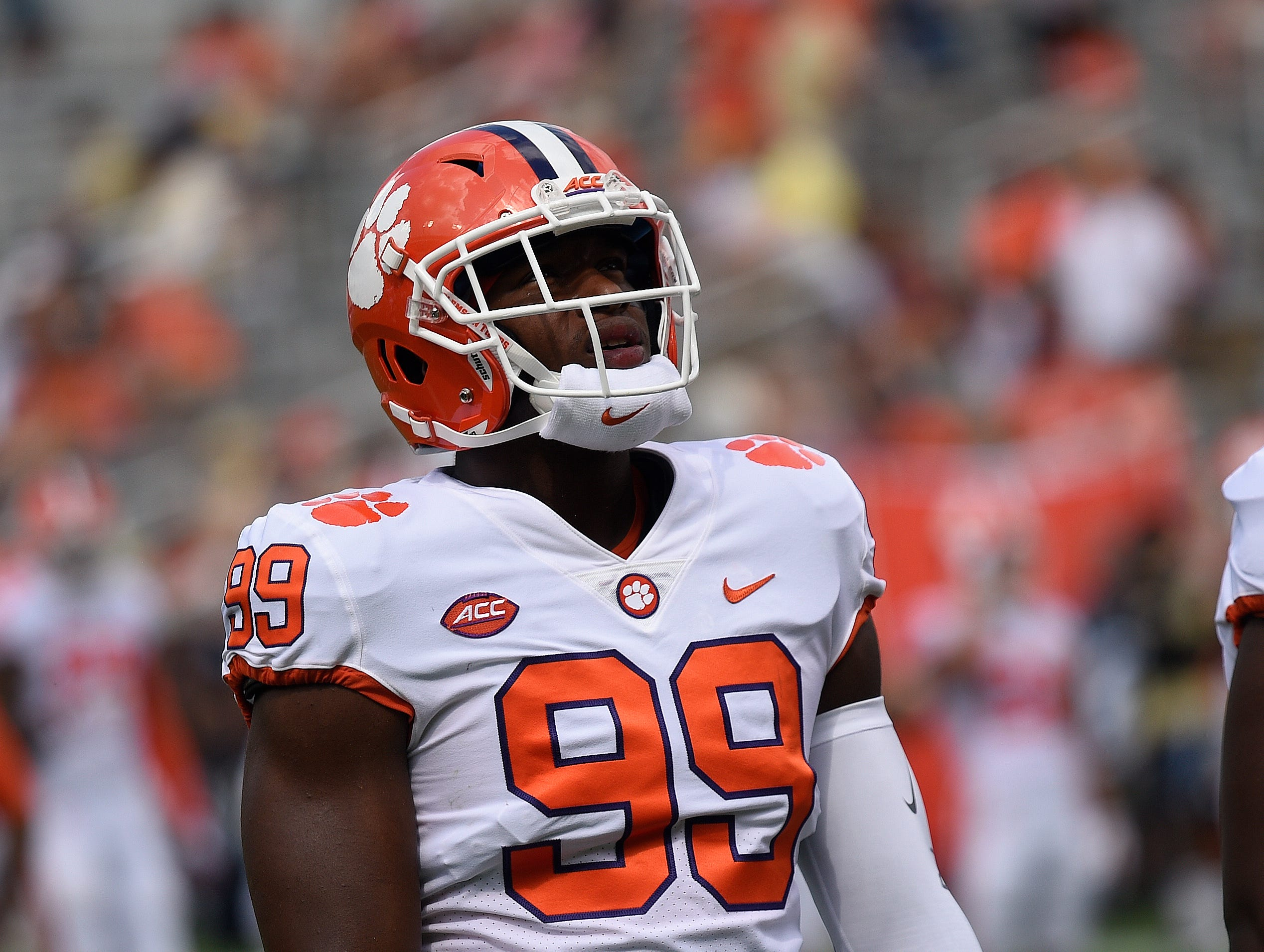 14. Atlanta Falcons — Clelin Ferrell, EDGE, Clemson