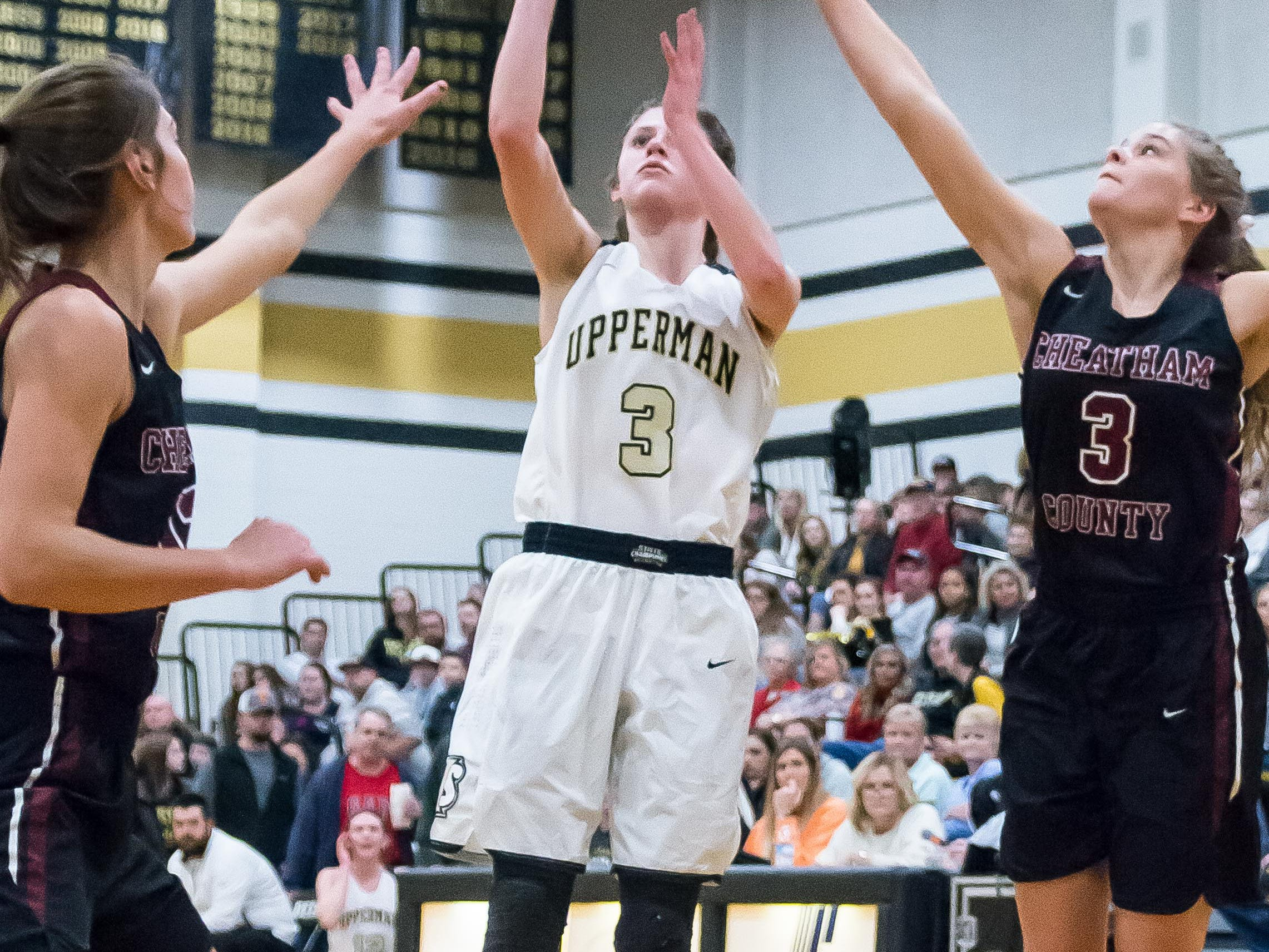 Upperman's Brooklyn Crouch for another duce.
