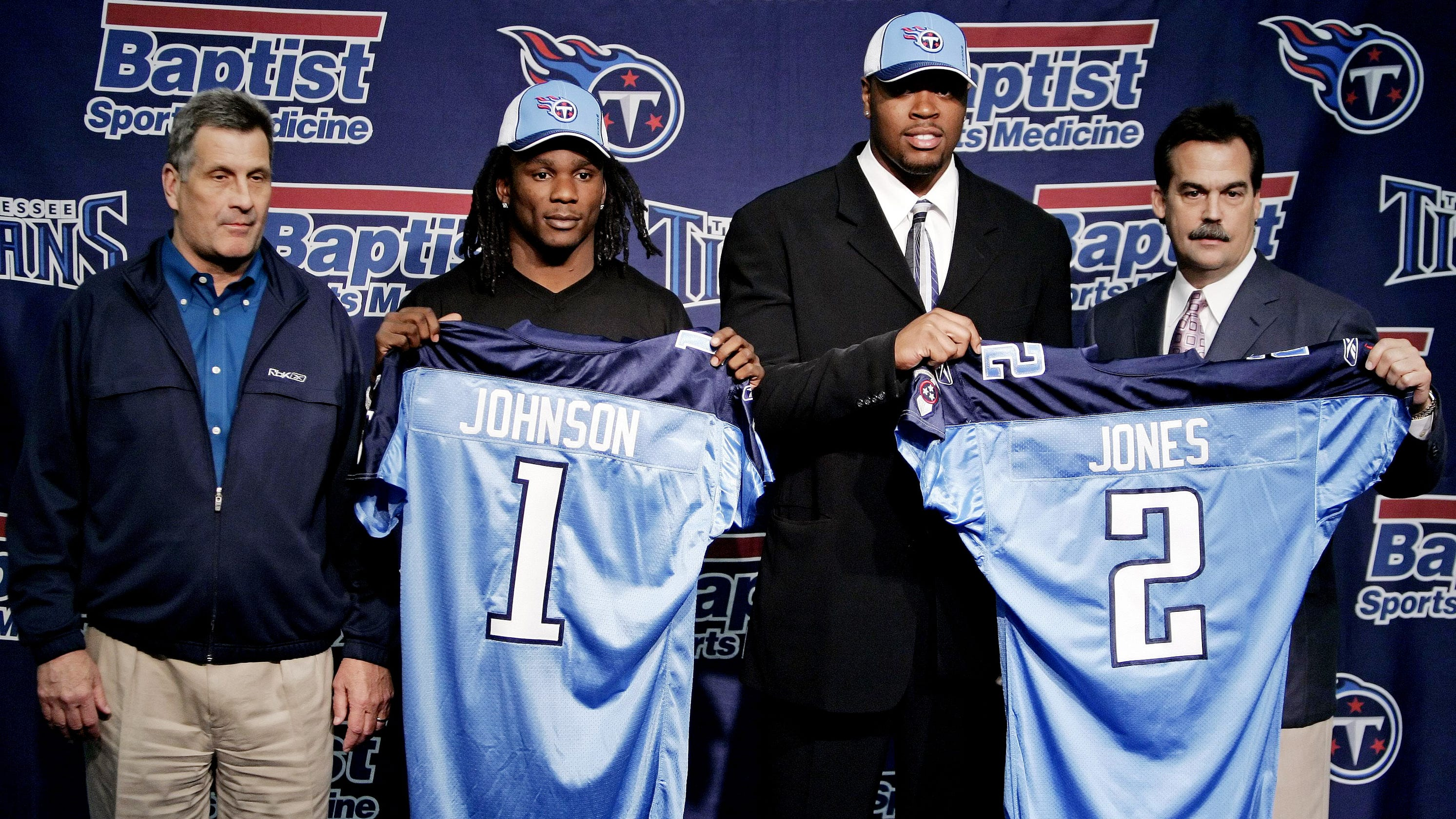 f12b083db709 2019 NFL draft  Ranking the 5 best and worst picks in Titans history