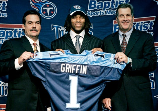 2007: Michael Griffin (No. 19 overall) Defensive Back, Texas