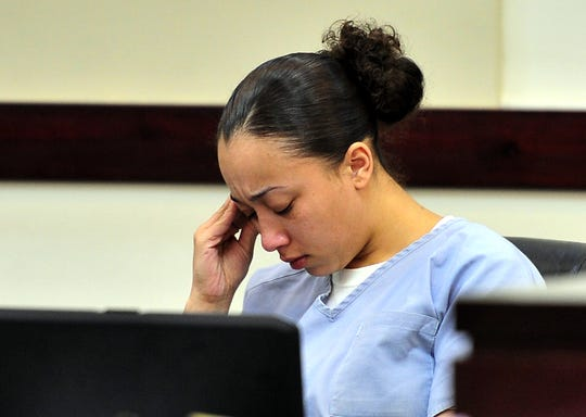 Cyntoia Brown was convicted of first-degree murder in 2006, when she was 16.